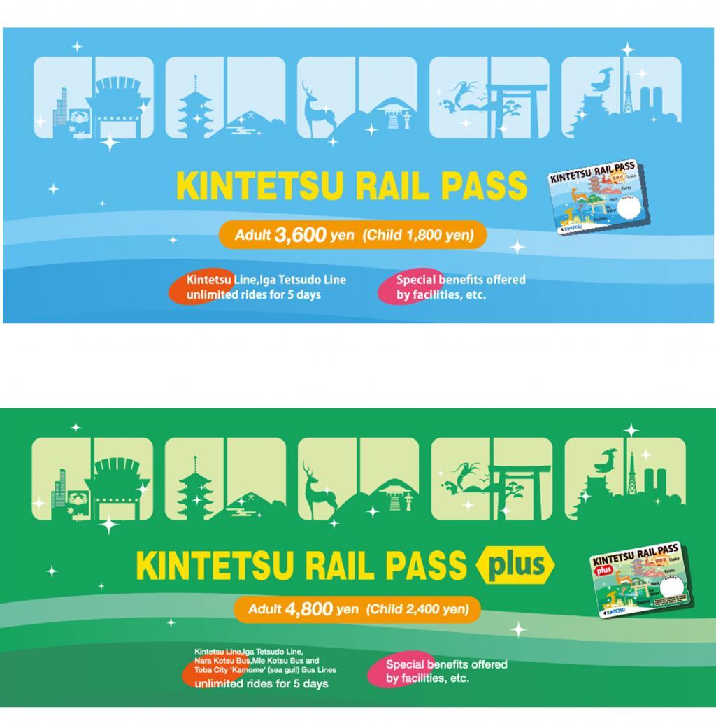Hi i need information about kintetsu rail pass (KRP) Little
